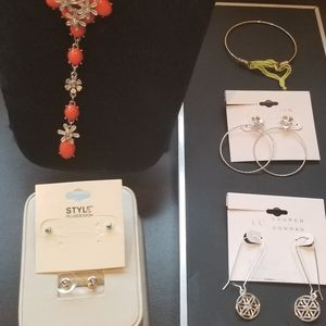Jewelry - LAUREN CONRAD AND OTHERBundle of NEW Jewelry 6 pcs